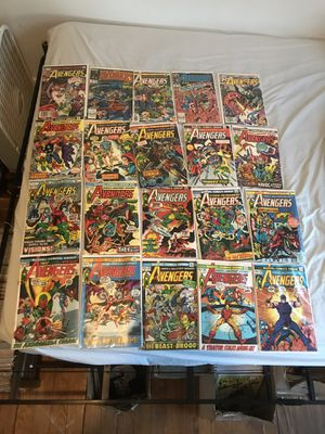 Avengers comic lot for Sale in Garden City, NY