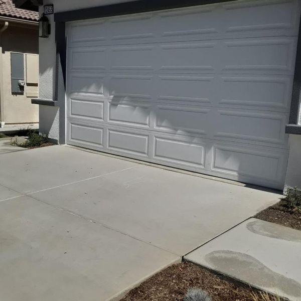 Sale Garage Door Used