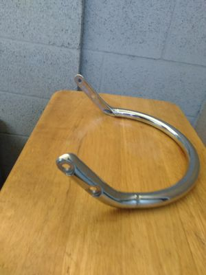 ** New Triumph Bonneville Speedmaster Motorcycle Chrome Grab Rail - New - Best Fair Offer Today ** for Sale in Fullerton, CA
