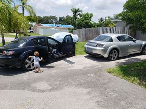 Mazda rx8 parts only!! for Sale in Pembroke Pines, FL