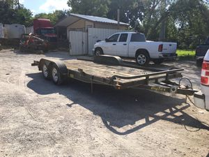 2000 trailer car houler for Sale in South Houston, TX