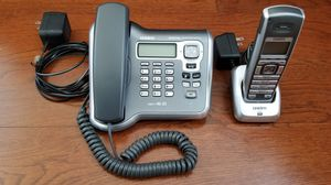Uniden DECT2088 Corded/Cordless Phone System for Sale in Wesley Chapel, FL