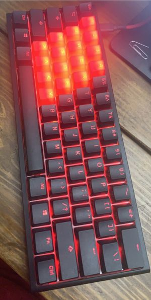 Ducky One 2 Mini (Brown Switches) for Sale in San Antonio, TX