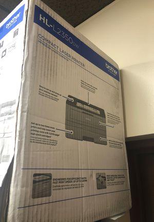 HL - L2350 brother printer for Sale in Warminster, PA