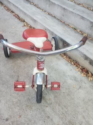 Radio Flyer original tricycle for Sale in Anaheim, CA