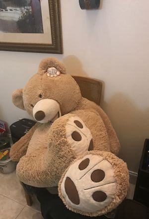 Hugfun Plush teddy bear for Sale in BVL, FL