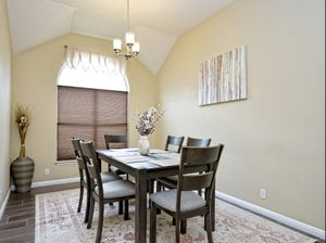 Dining table with 6 chairs for Sale in Austin, TX