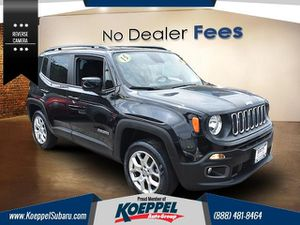 2015 Jeep Renegade for Sale in Woodside, NY