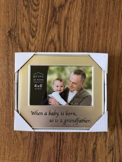 Photo Frame-Grandfather saying for Sale in Murrysville,  PA