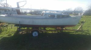 Sailboat and trailer for Sale in Round Rock, TX