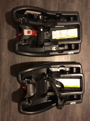 GRACO CLICK CONNECT CAR SEAT BASES (2) for Sale in Pittsburgh, PA