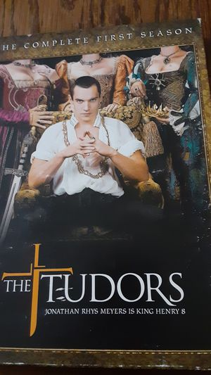 The tudors DVD for Sale in Grand Saline, TX