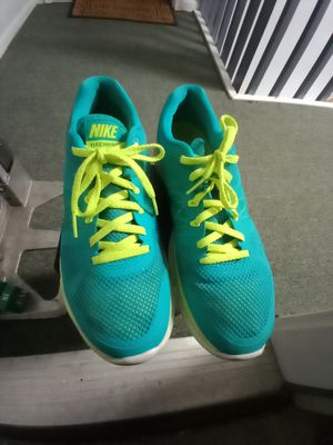 Nike flex running shoes for Sale in Hampton, VA