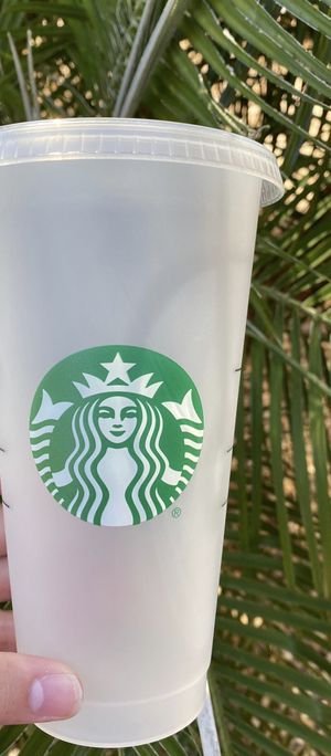 Starbucks 24oz reusable cold cup for Sale in West Covina, CA