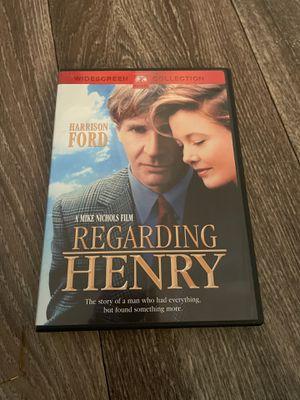 Regarding Henry for Sale in Atlanta, GA