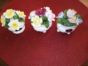 "Ansley 3"" flower pots for Sale in Lufkin, TX"
