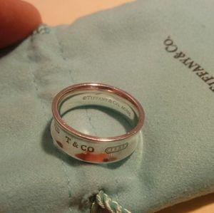 Tiffany & co. ( size 7 ) flare ring - handbag - locket - necklace charm - Tiffany - t&co for Sale in Naples, FL