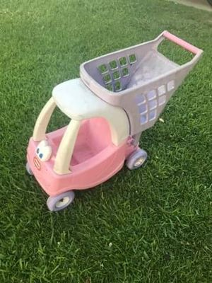Kids push car toy FIRM PRICE NO DELIVERY CASH OR TRADE FOR BABY FORMULA for Sale in Gardena, CA