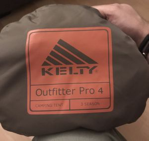 Brand New Kelty Outfitter Pro 4 tent for Sale in Lorton, VA