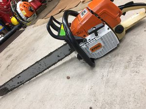 Stihl 044 chainsaw for Sale in Snohomish, WA