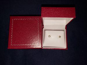Helzberg Diamond Earrings for Sale in San Antonio, TX