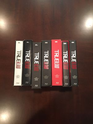 True blood-complete 7set blu ray for Sale in Corona, CA