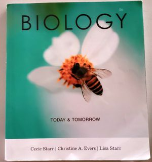 Biology - Today & Tomorrow for Sale in Whittier, CA