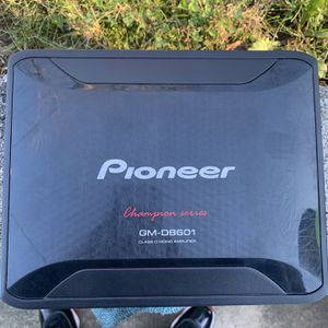 Pioneer Amplifier Champion Series for Sale in Bladensburg, MD