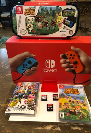 NEW NINTENDO SWITCH for Sale in Trabuco Canyon, CA