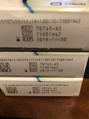 Precision Xtra blood ketone for Sale in Lynn, MA