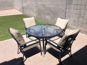 Patio Furniture Set for Sale in Mesa, AZ