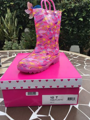 Olive and Edie Kids Rain Boots for Sale in Fullerton, CA