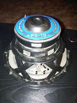 """1 SVC 10"""" SUBWOOFER for Sale in Stockton, CA"""