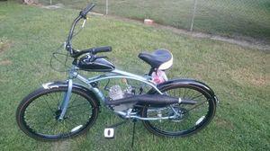 "BRAND NEW 26 "" HUFFY CRANDBROOK WITH BRAND NEW 80CC MOTOR KIT BIG BERTHA PIPE FAST for Sale in Lakeland, FL"