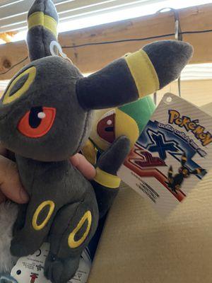 Pokémon Plushes new for Sale in Rialto, CA