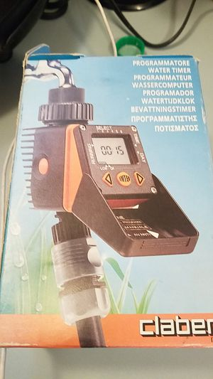 Water timer for Sale in Cranberry Township, PA