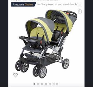 Double stroller go 60$ for Sale in Alameda, CA