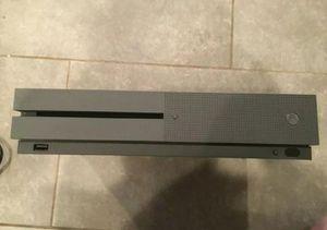 XBOX ONE S (BLACK)1TB for Sale in Atlanta, GA
