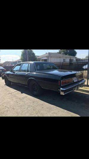 Chevy Caprice for Sale in Oakland, CA