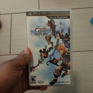 Kingdom Hearts: Birth by Sleep on Sony PSP for Sale in Laveen Village, AZ