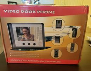 Video door phone for Sale in Canby, OR