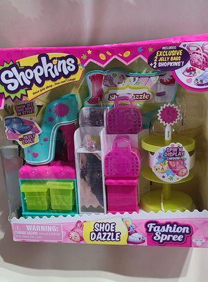 Shopkins Shoe Dazzle New in Box for Sale in Plantation, FL