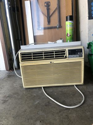 LG Window AC Unit for Sale in Anaheim, CA