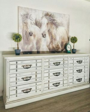 Rustic dresser, credenza, media stand for Sale in Avondale, AZ