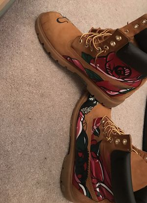 Costume Timberlands size 10.5 for Sale in Rockville, MD