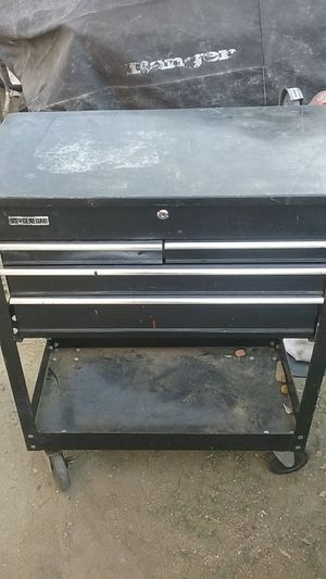 4 drawer tool cart for Sale in Lakeside, CA