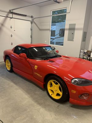 1996 DODGE VIPER R/T10 for Sale in Graham, WA