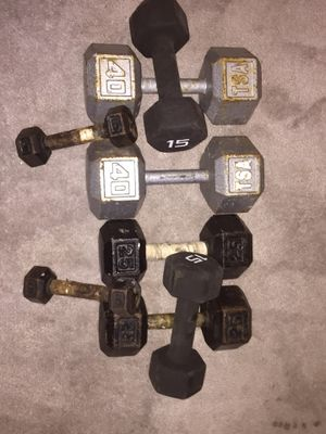 Dumbbells for Sale in Joint Base Lewis-McChord, WA