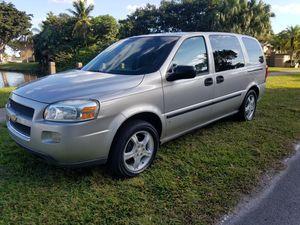 2007. Chevrolet uplander. 7 passenger. excellent!!! for Sale in Pembroke Pines, FL