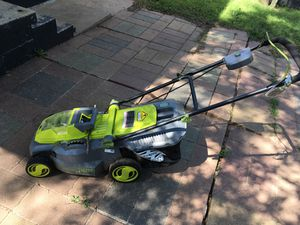 Electric mower for Sale in Hutchinson, KS